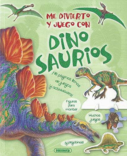 Me divierto y juego con dinosaurios
