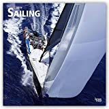 Sailing - Segeln 2019 - 18-Monatskalender: Original BrownTrout-Kalender [Mehrsprachig] [Kalender]