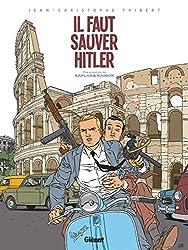 Kaplan & Masson, Tome 2 : Il faut sauver Hitler !