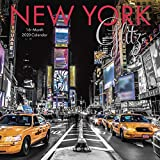 New York Glitz 2020 Mini Wall Calendar