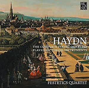 The Complete String Quartets played on Period Instruments