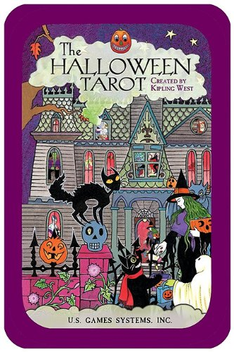 (The Halloween Tarot [With Instruction Booklet])