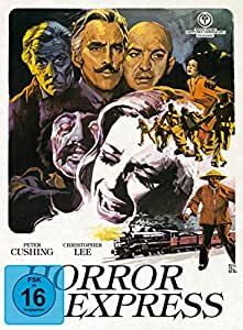 Horror Express - Mediabook  (+ DVD) [Blu-ray]