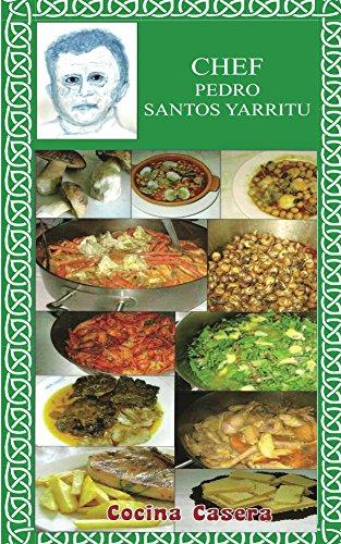 Cocina Casera: 25 Menús de inspiración vasca