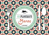 Maroc : 48 placemats