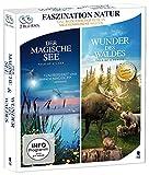 Faszination Natur: Wunder des Waldes & Der magische See (2 Disc-Set) [Blu-ray]