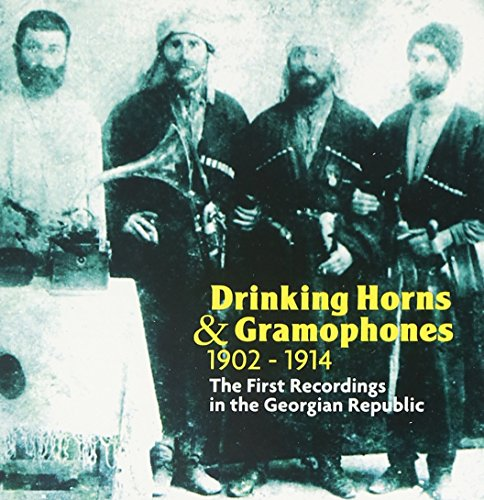 Drinking Horns and Gramophones: First Recordings usato  Spedito ovunque in Italia