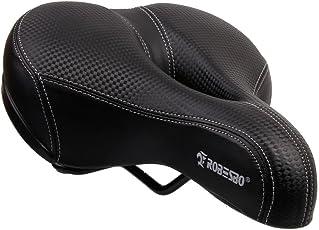Generic Imported Wide Bicycle Seat Saddle MTB Cushion