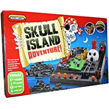 Skull Island Adventure Game as seen on TV by Spear's Games