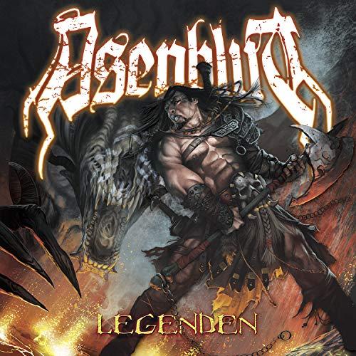 Asenblut: Legenden (Ep) (Audio CD)