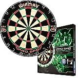 Winmau pro-sfb Dartscheibe/Heftung frei Bullseye