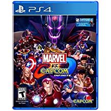 Marvel Vs. Capcom: Infinite - Standard Edition - PlayStation 4