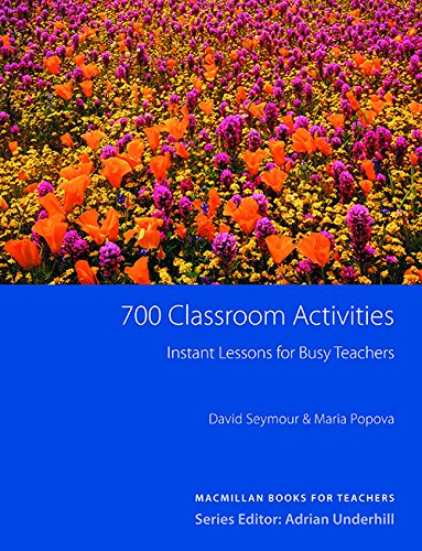 MBT 700 Classroom Activities (Mac Books for Tchs)