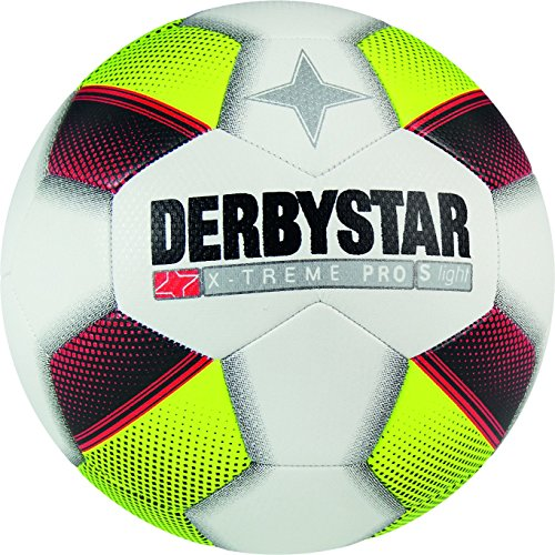 Derbystar X-Treme Pro S-Light, 4, weiß rot gelb, 1115400135