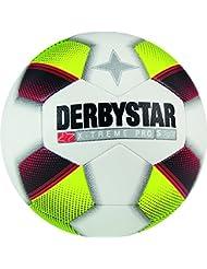 Derby Star Niños X-Treme Pro S Light–Balón de fútbol, todo el año, infantil, color weiß rot gelb, tamaño 4