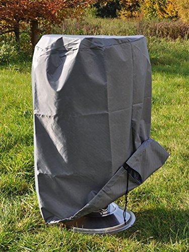 Grillabdeckung - Wetterschutzhülle für Rundgrills 50 x 80 cm (Ø x H) aus Oxford Polyester 420D 61057
