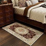 GLP Super Absorbs Schlamm Teppich Baumwolle Rutschfeste Teppich für Eingang/Living/Bed Room Pad Saugfähigen Fuß/Boden/Fußmatte Schnell trocknend (Size : 70 * 140CM)