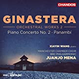 Ginastera / Orchestral Works 2