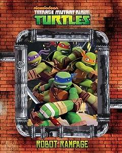 Tmnt Storybook Robot Rampage (Teenage Mutant Ninja Turtles)