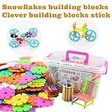 Fiocco di Neve di Costruzione NanHong Blocchi da Costruzione plastica giocattoli a ruote Building Blocks giocattoli educativi Blocchi di Costruzione Puzzle