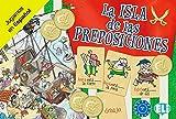 Produktbild von La isla de las preposiciones: Spielbrett mit Zubehör.