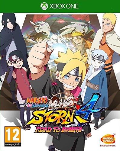 Naruto Shippuden : Ultimate Ninja Storm 4 Road to Boruto Jeu Xbox One