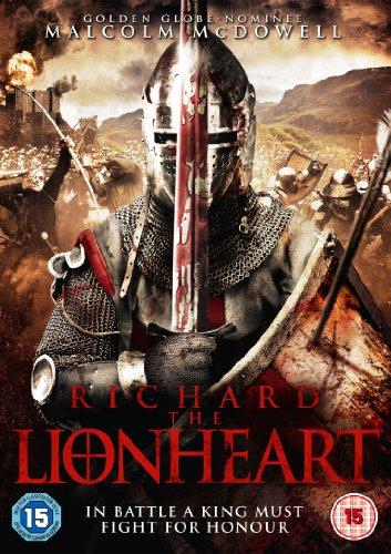 Richard The Lionheart [DVD] [Edizione: Regno Unito]
