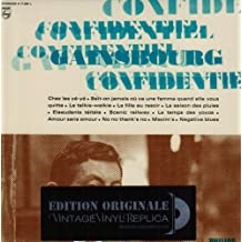 Confidentiel (Vinyl Replica)