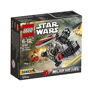 LEGO Star Wars 75161 - Set Costruzioni Microfighter Tie Striker