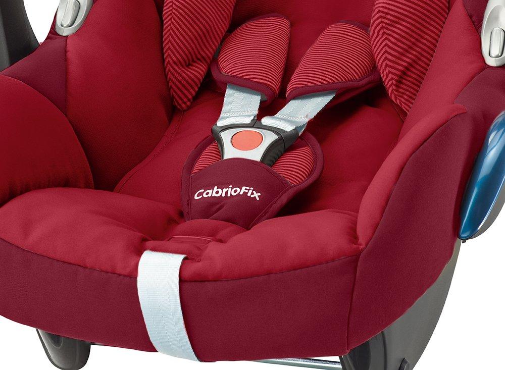 Maxi Cosi Cabriofix Car Seat Group 0+ Maxi Cosi Robin Red Maxi-Cosi Top brand quality from Maxi-Cosi. 3