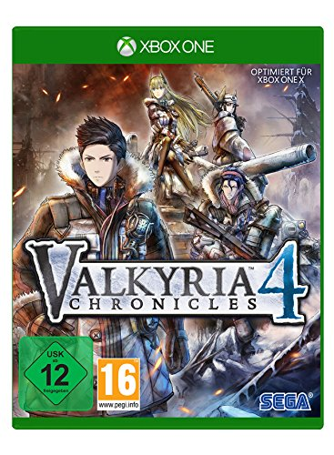 Valkyria Chronicles 4 - LE [Xbox One]