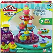Playdoh - La Torre dei Cupcake