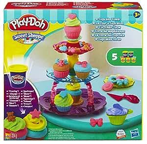 Play-Doh – Sweet Shoppe – la Tour à Cupcakes