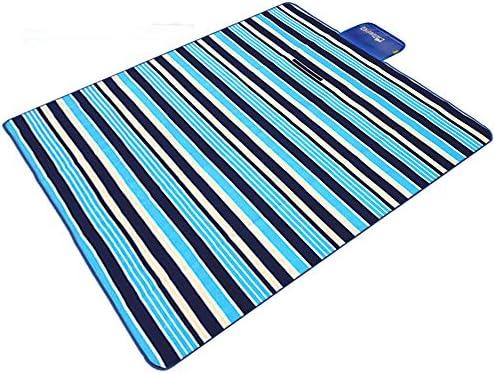 GUJJ Picnic rug pad di umidità esterna spessi tappeti di di di feltro tampone di prato portatile panno picnic bambini pad del superriduttore J | Stili diversi  | Moda moderna ed elegante  ab430d
