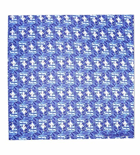 turnbull-asser-artist-portrait-picasso-blue-silk-pocket-square-rrp-70