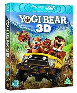 Yogi Bear (Blu-ray 3D + Blu-ray)
