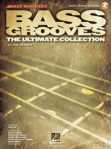 Bass Grooves the Ultimate Collection Guitare Basse+CD (Book & CD)