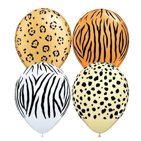 10 Qualatex Luftballons