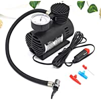 KD ONLINE SHOP Electric Air Compressor for Car - 12V 300 PSI Tyre Inflator