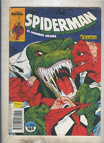 Spiderman volumen 1 numero 213