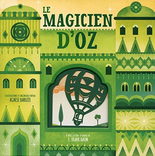 Le magicien d'Oz - Livre pop-up par Frank l Baum