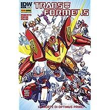 Amazonit Transformers Prime Libri