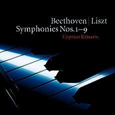 Beethoven / Arr Liszt : Symphonies Nos. 1 - 9