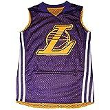 adidas Jungen Trikot G77991 LA Lakers Y SMRRN REVSL [Gr. 116]