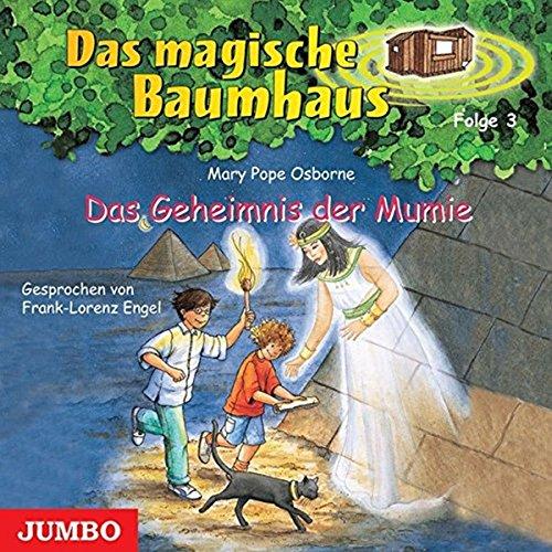 Preisvergleich Produktbild Das magische Baumhaus: Das Geheimnis der Mumie (Folge 3)