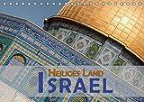 Israel - Heiliges Land (Tischkalender 2018 DIN A5 quer): Israel ist ein Land der Religionen, der Natur und der Geschichte (Monatskalender, 14 Seiten ) ... Orte) [Kalender] [Apr 15, 2017] Pohl, Gerald