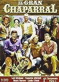 El Gran Chaparral - Temporada 1, Parte 2 [DVD]