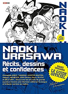 Urasawa Official Guide Book Edition simple One-shot