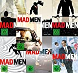 Mad Men Staffel 1-7 (30 DVDs)