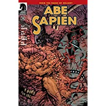 Abe Sapien #26
